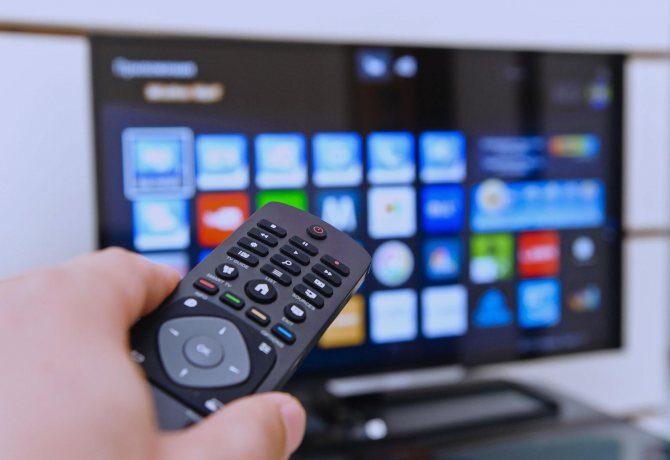 окко на телевизоре